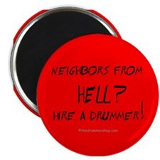 Neighbors from Hell? Magnet