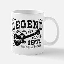 Legend Since 1971 Mug