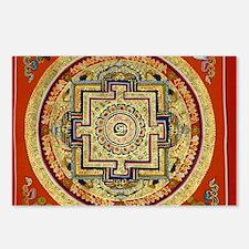 Cute Hinduism Postcards (Package of 8)