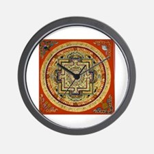 Unique Hindu Wall Clock