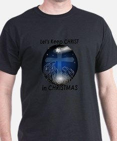 Cute Keep christ in christmas T-Shirt