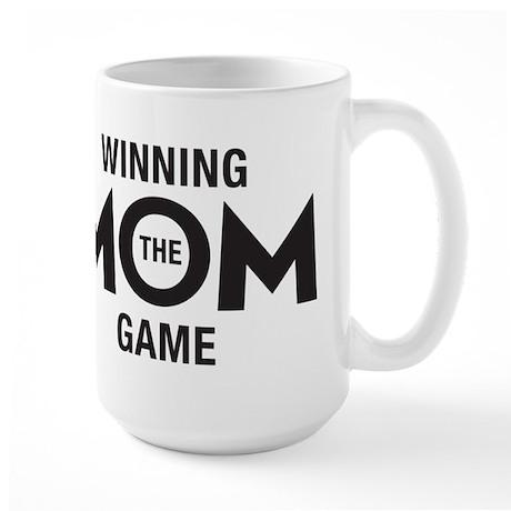 Winning the Mom Game Mug