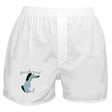 Greyhound Dads2 Boxer Shorts