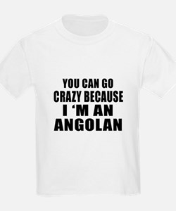 You Can Go Crazy Because I'm An T-Shirt