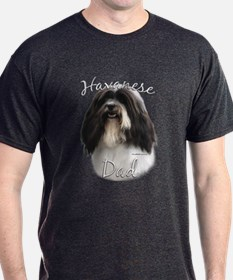 Havanese Dad2 T-Shirt