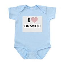 I Love Brando Body Suit