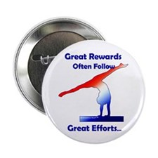 Gymnastics Buttons (10) - Rewards