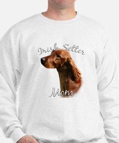 Irish Setter Mom2 Sweatshirt