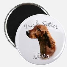 Irish Setter Mom2 Magnet