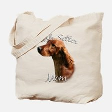 Irish Setter Mom2 Tote Bag
