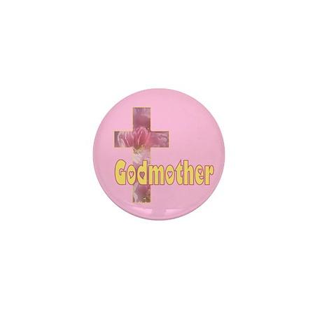 Godmother Mini Button