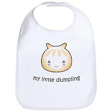 My Little Dumpling Bib