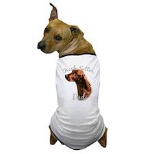 Irish Setter Dad2 Dog T-Shirt