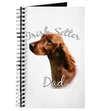 Irish Setter Dad2 Journal