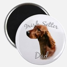 Irish Setter Dad2 Magnet