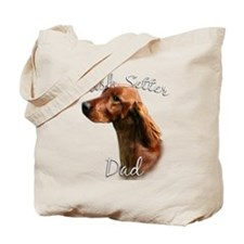 Irish Setter Dad2 Tote Bag