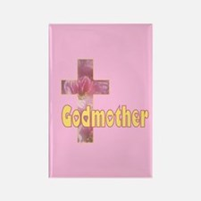 Godmother Rectangle Magnet
