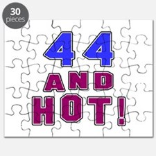 44 and hot birthday Puzzle