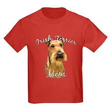 Irish Terrier Mom2 T