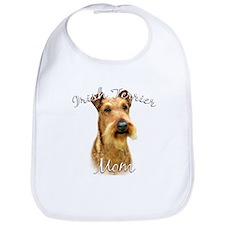 Irish Terrier Mom2 Bib
