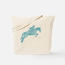 Unique Equine Tote Bag