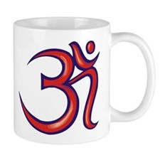 Colorful Om Mug