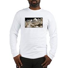 Camus, Sisyphus Long Sleeve T-Shirt