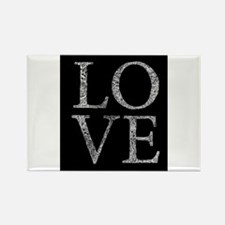 Love Doodles Text Magnets