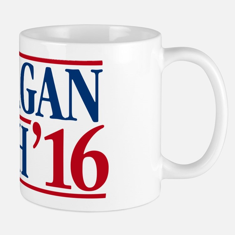 Reagan - Bush '16 Mugs