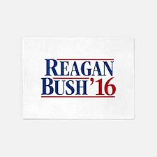 Reagan - Bush '16 5'x7'Area Rug
