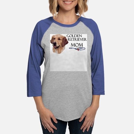Golden Mom Long Sleeve T-Shirt