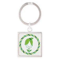 Leaf Girl Keychains