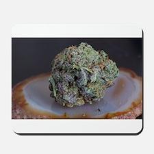 Grape Ape Medicinal Marijuana Mousepad