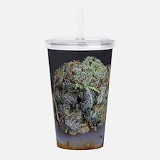 Grape Ape Medicinal Marijuana Acrylic Double-wall