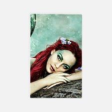 Beautiful Mermaid Area Rug