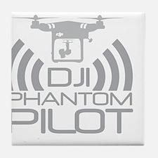 DJI PHANTOM PILOT Tile Coaster
