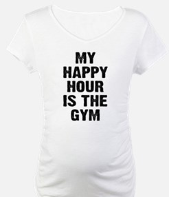 My happy hour is the gym Shirt