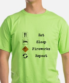 Cute Pyromaniac T-Shirt