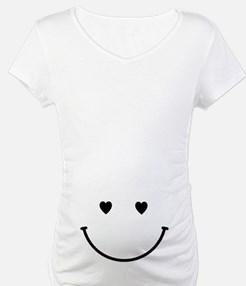 Smiling Belly Shirt
