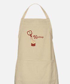 Ketchup On Fries Apron