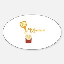 Mustard On Fries Decal