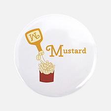 Mustard On Fries Button