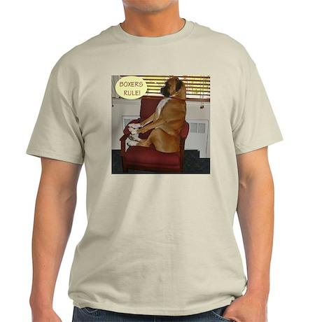 Jackson the Boxer Light T-Shirt 5