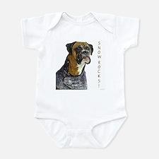 Jackson the Boxer Infant Bodysuit 11