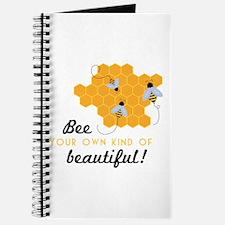 Bee Beautiful Journal