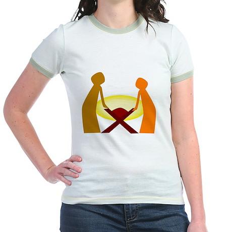 Basic Butterscotch Puppy T-shirt (white)