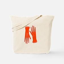 Ladies Gloves Tote Bag