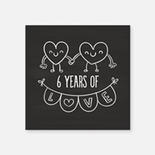 6 Year Wedding Gift : Gifts for 6 Year Anniversary Unique 6 Year Anniversary Gift Ideas ...