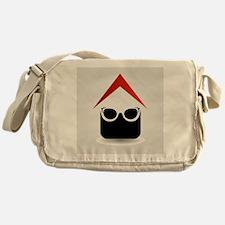 Cute Optical Messenger Bag