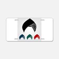 Cute Punjabi Aluminum License Plate